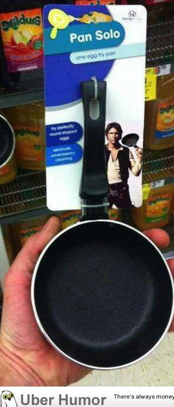 The only unlicensed Star Wars product I've ever seen and definitely the best