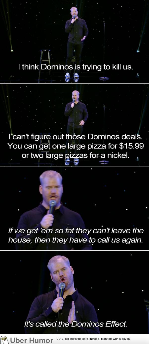Dominos Effect