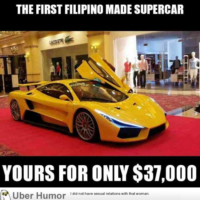 The Aurelio Supercar Funny Pictures Quotes Pics Photos