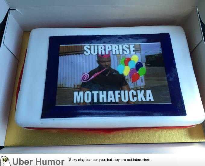 My Husband Didn T Want A Birthday Cake Funny Pictures Quotes