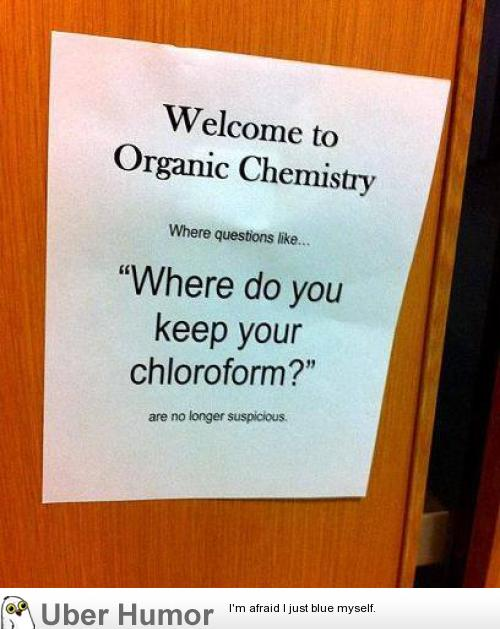funny chemistry quotes