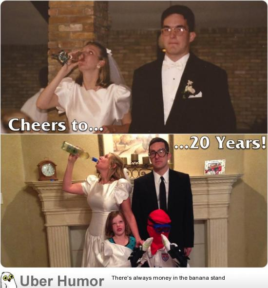 Quotes About 20 Years Of Marriage: My Friend Is Celebrating 20 Years Of Marriage, He Says