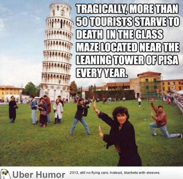 tourist quotes funny
