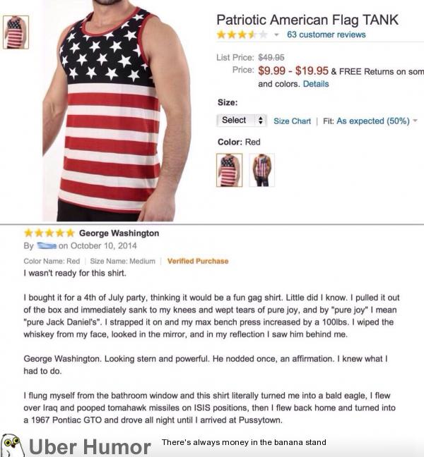 Red White And Blue Review Funny Pictures Quotes Pics Photos