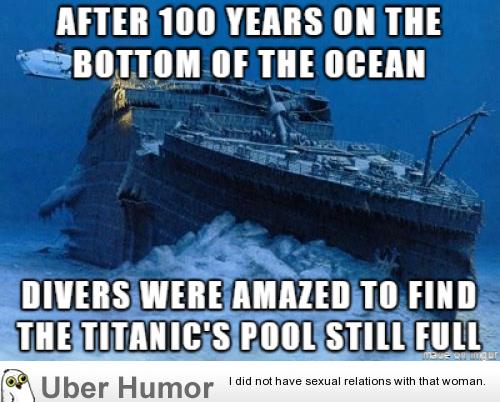 funny titanic quotes