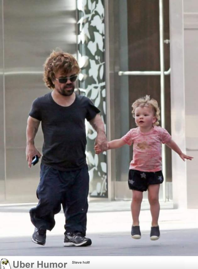 Peter Dinklage and his daughter | Funny Pictures, Quotes ...
