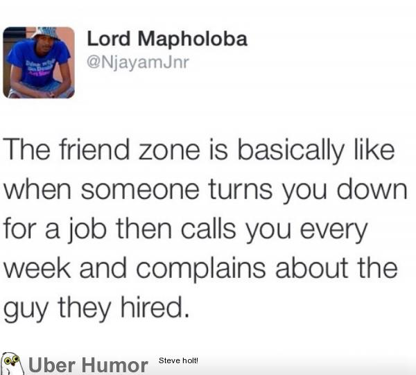 The Friend Zone | Funny Pictures, Quotes, Pics, Photos ...
