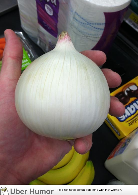 A Visually Pleasing Onion Funny Pictures Quotes Pics