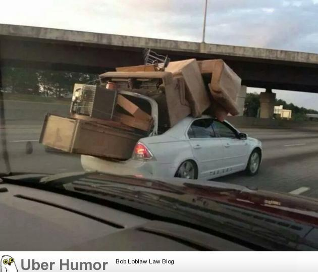 Who Needs A Uhaul Not This Guy Funny Pictures Quotes Pics Impressive Uhaul Quote