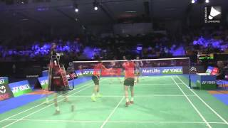 Badminton is amazing