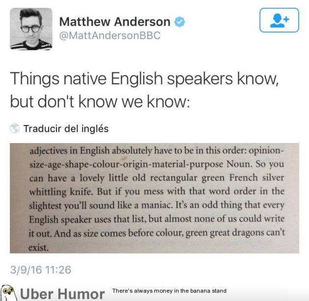 grammar rules humor