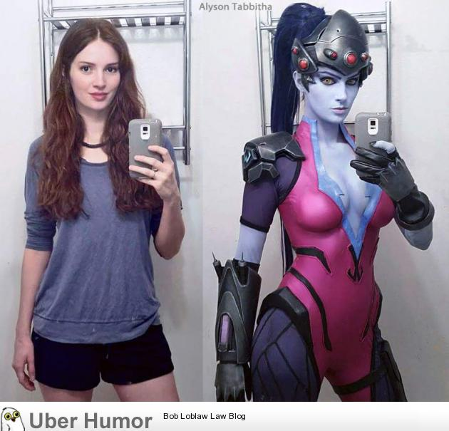 That S A Perfect Cosplay Alyson Tabbitha Funny Pictures Quotes