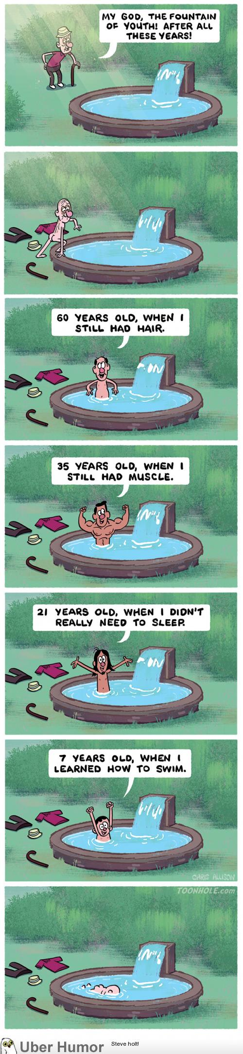 Funny water fountain quotes - Funny Pictures