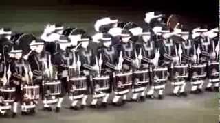 most impressive drumline video ive ever seen