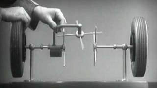 An 80-year-old video perfectly explaining how differentials work