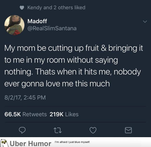 Twitter Picture Quotes: Black Tweets: Daily Reminder To Love Yo Mama