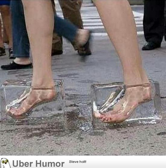 Ice Shoes Y Tho Funny Pictures Quotes Pics Photos Images