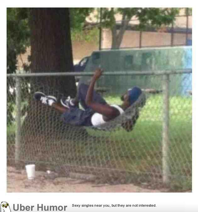 The Hood Hammock | Funny Pictures, Quotes, Pics, Photos ...