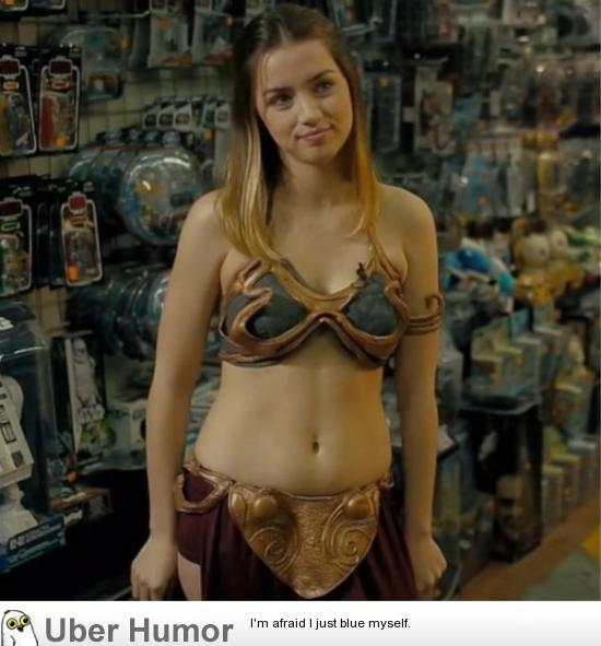 Ana de armas boobs in mentiras y gordas scandalplanetcom - 2 part 5