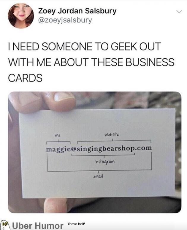 This business card funny pictures quotes pics photos images funny pictures reheart Gallery