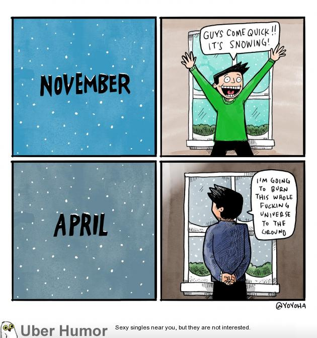 Say it ain\'t snow | Funny Pictures, Quotes, Pics, Photos ...