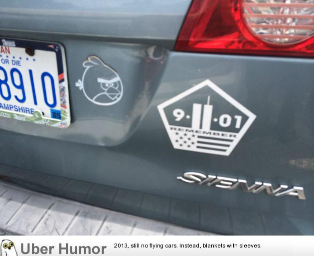 Poor Bumper Sticker Placement Funny Pictures Quotes Pics Photos