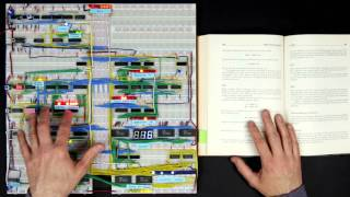 """Ever wonder how computers work? This guy builds one step by step and explains how every part works in a way that anyone can understand. I no longer just say """"it's magic."""""""