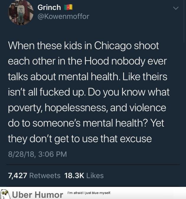 Black tweets