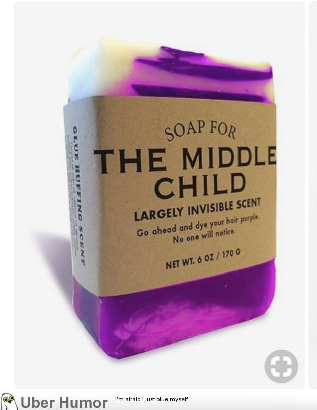 Middle Child, the soap edition