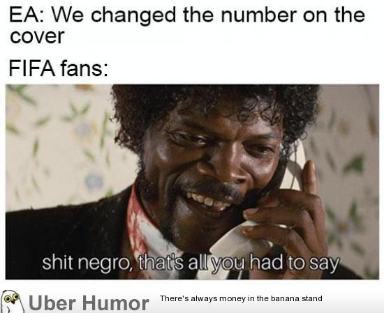 Fifa Is The Same Thing Every Year Funny Pictures Quotes