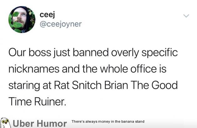 Every office has one | uberHumor.com