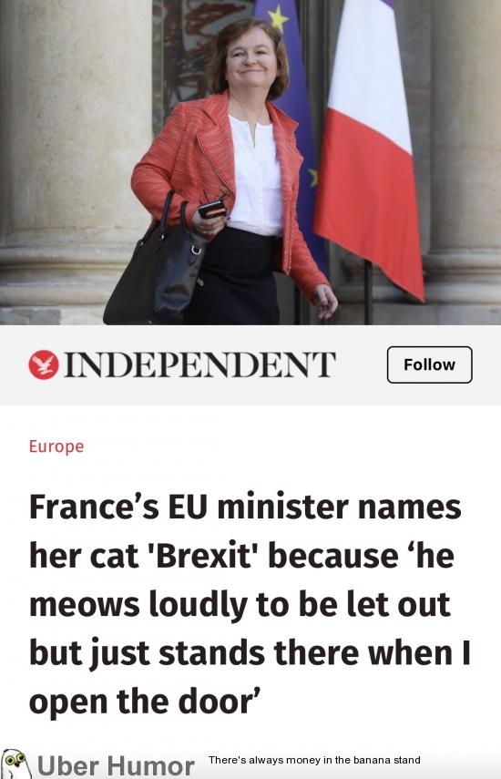 France on Brexit