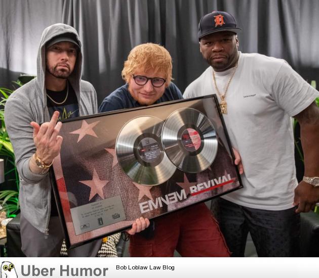 Ed Sheeran looks like a Make-a-wish kid over here.