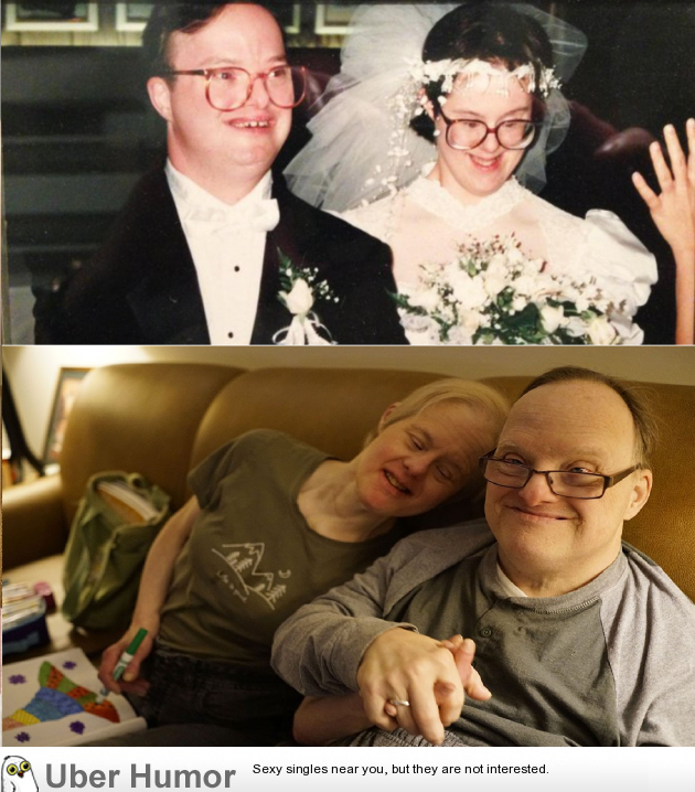 Couple with Down Syndrome told not to marry, prove critics ...