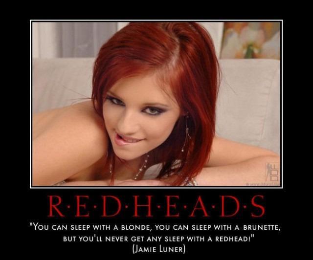 Funny redhead pics
