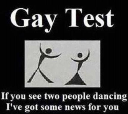 Funny Gay Quotes Gay test | Funny Pictures, Quotes, Pics, Photos, Images. Videos of  Funny Gay Quotes