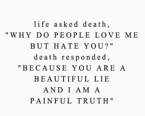 Funny Death Quotes Just life and death. | Funny Pictures, Quotes, Pics, Photos  Funny Death Quotes