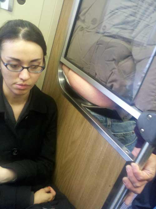 Bilderesultat for subway funny