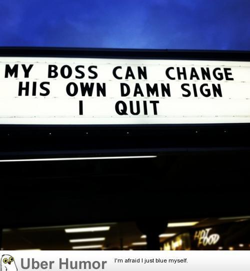quitting joke