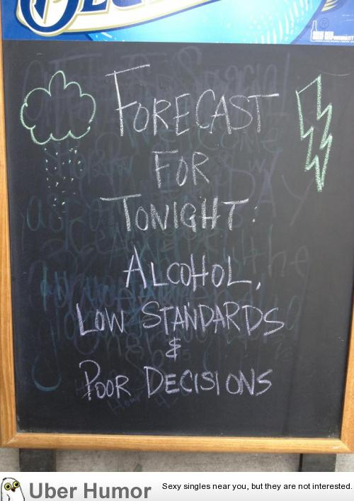 Funny Bar Quotes Local bar posted this picture. Sounds like my kind of party  Funny Bar Quotes