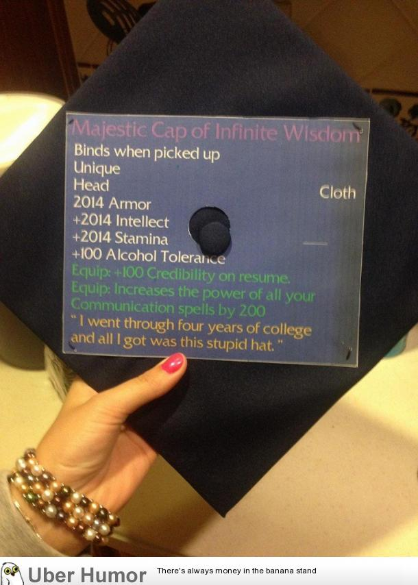 Quotes For College Graduates: My Friend Graduates College Tomorrow. This Was How She