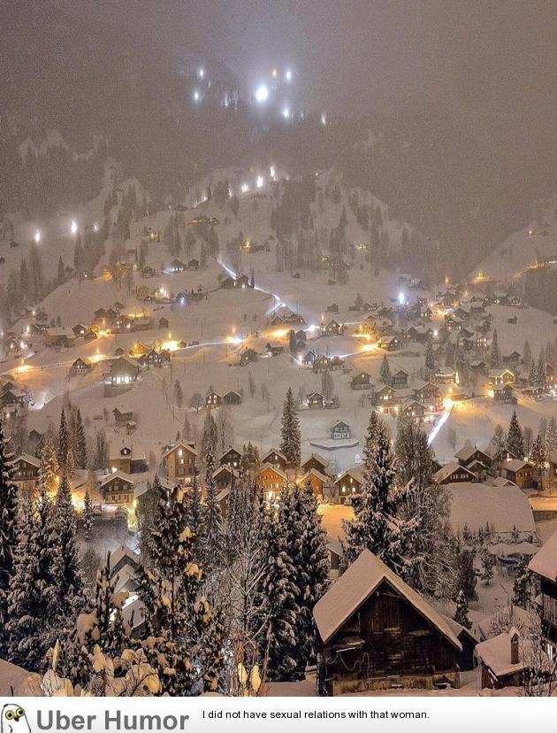 Grindelwald, Switzerland   uberHumor.com