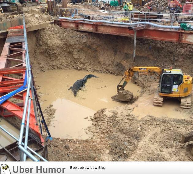 Occupational safety hazard | uberHumor.com