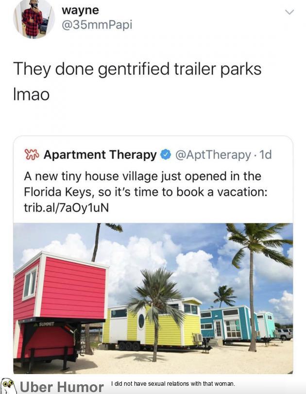 Trailer park boys ain't even safe