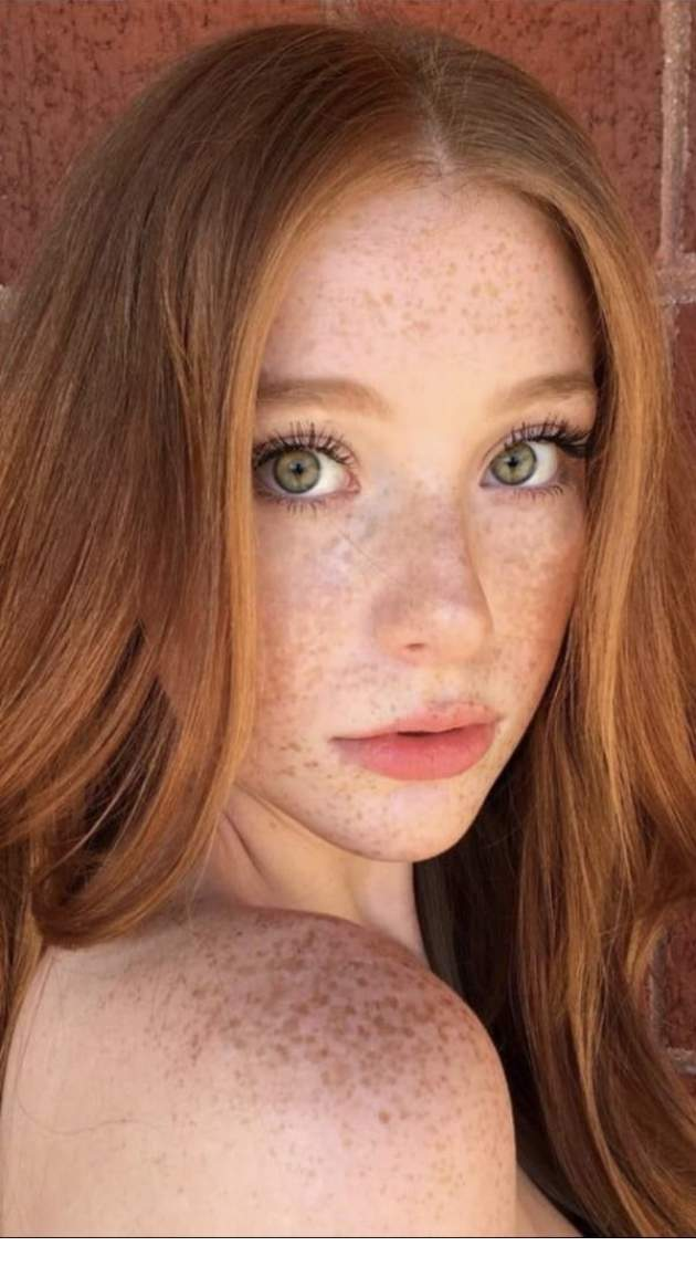 Nightly sexiness - freckles edition (32 Pictures) | Funny