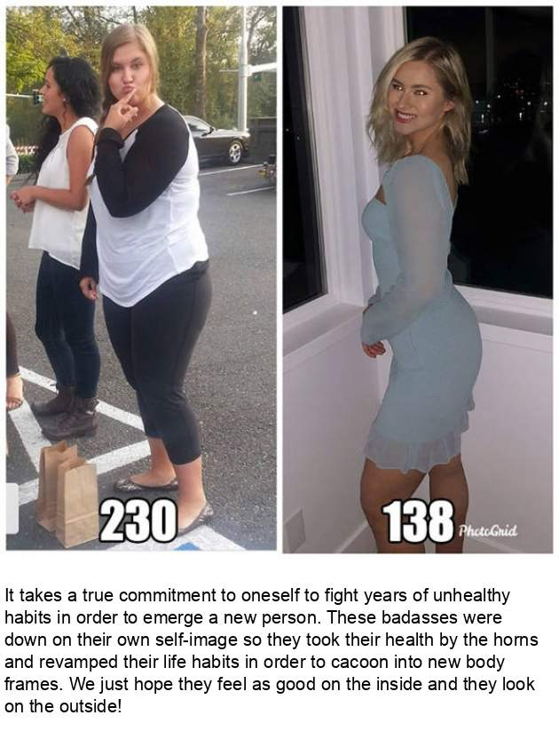 Stunning Weight Loss Transformations 52 Pictures Funny Pictures Quotes Pics Photos Images Videos Of Really Very Cute Animals