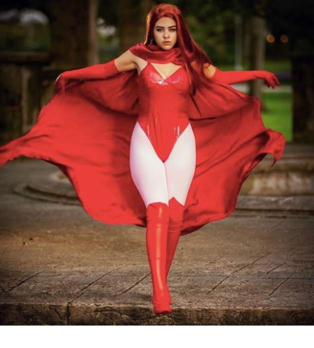 Sexy new cosplayer named Jay Cosplayer (34 Pictures