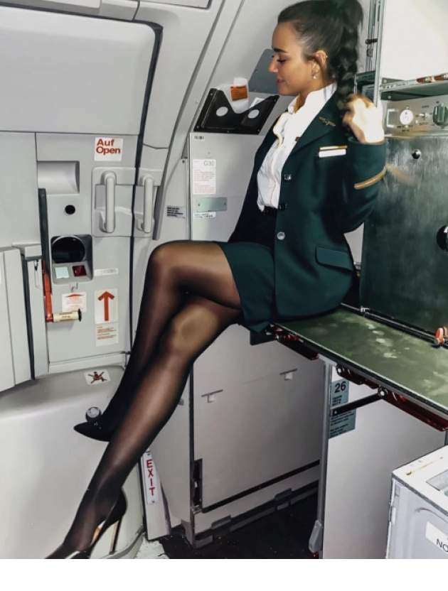 Airlines with the Most Attractive Flight Attendants. - AV